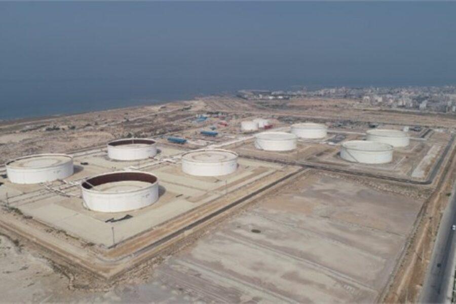 پالایشگاه های پارس دو به مخازن ذخیره سازی میعانات گازی پارس جنوبی متصل مي شود